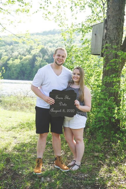 Couples getting married on August 8, 2020 1