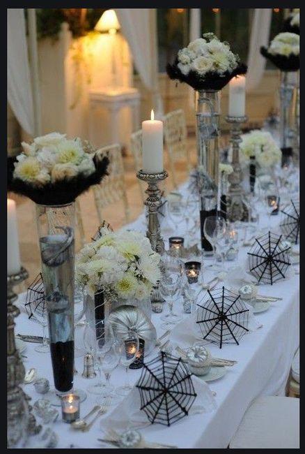 Reception Table Decor 16