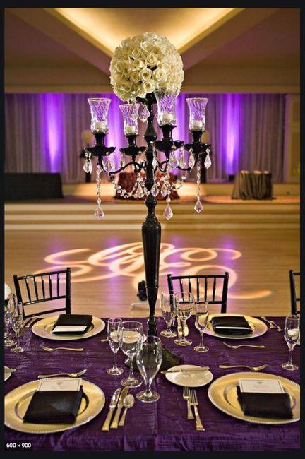 Reception Table Decor 17