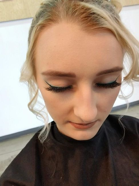 Free or low cost makeup? 2