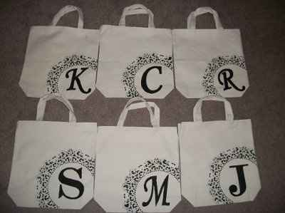 MOH & Bridesmaids Gifts
