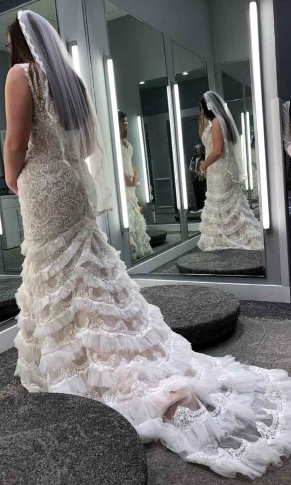 Wedding Dress.! - 2