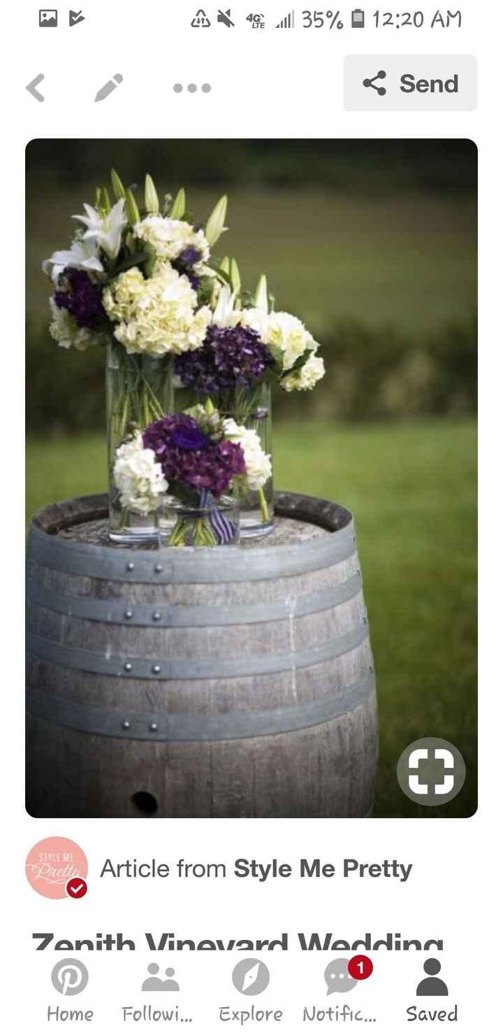 Purple Weddings! - 1