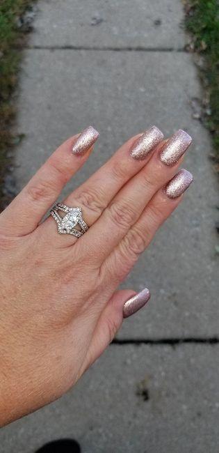 Wedding rings/bands 5
