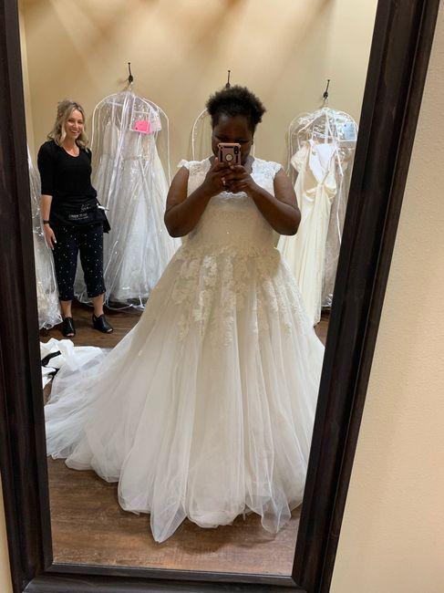 Brides of 2022 - Dress Pics! 12