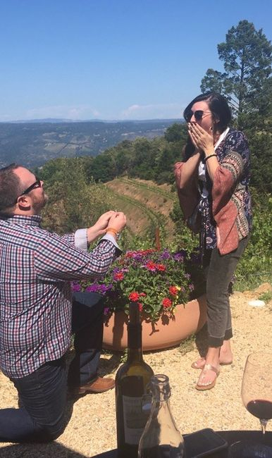 Share your proposal story! 16
