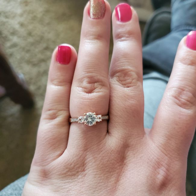 2023 Brides - Show us your ring! 8