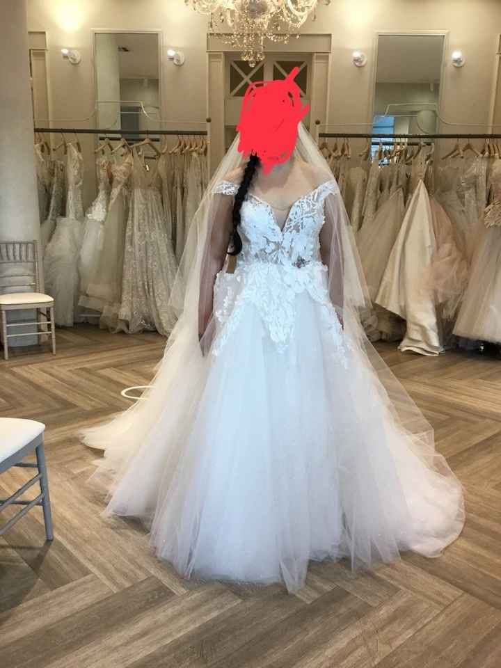 i unexpectedly found my dress yesterday! 1