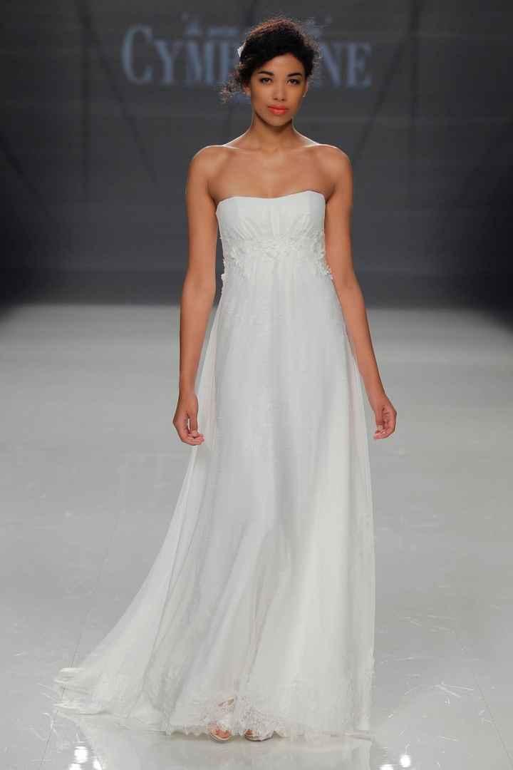 Inspiration Dress front
