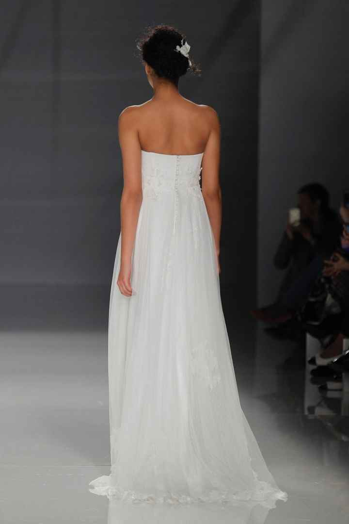 Inspiration Dress back