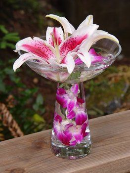 Silk Flowers In Water Weddings Do It Yourself Wedding Forums
