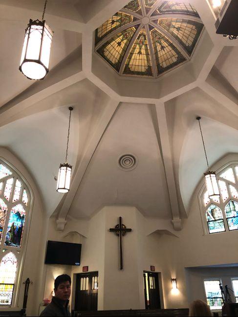 Church/how Brides: Show off Your Venue! 22