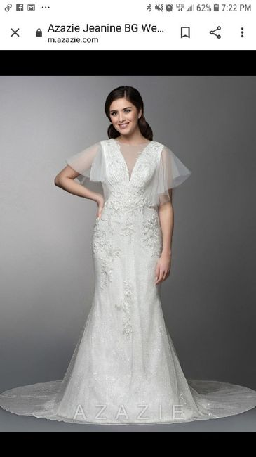 i found my dress!!!! i would love to see pictures of everyone else's!!! 16
