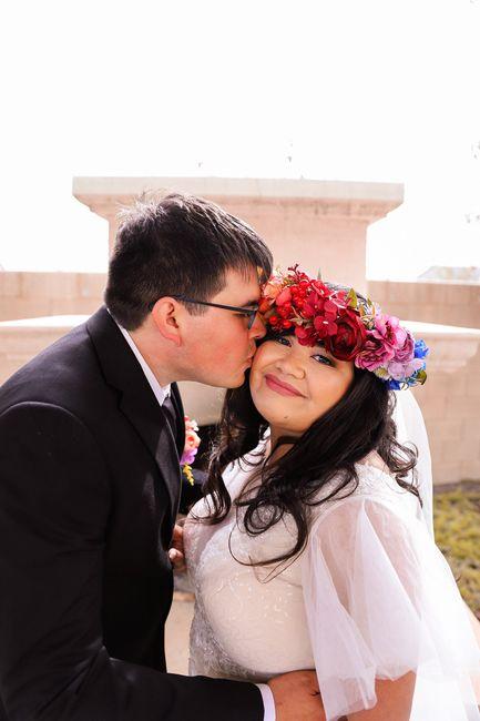 Pro bam - (02/14/21) Valentine's Day Rainbow Wedding (pic Heavy) - 1
