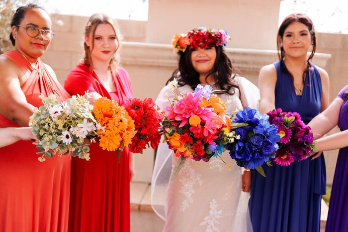 Pro bam - (02/14/21) Valentine's Day Rainbow Wedding (pic Heavy) - 3