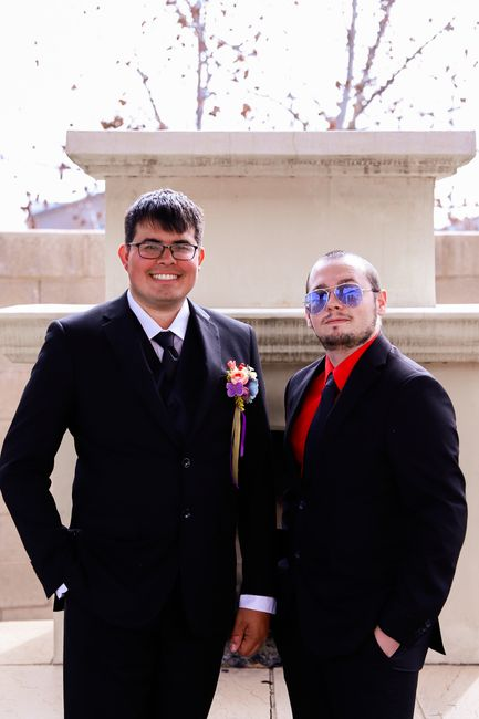 Pro bam - (02/14/21) Valentine's Day Rainbow Wedding (pic Heavy) - 4