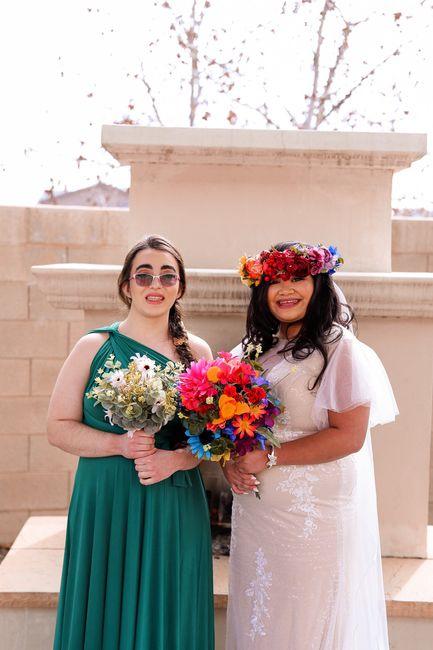 Pro BAM - (02/14/21) Valentine's Day Rainbow Wedding Part 1 (pic Heavy) 7