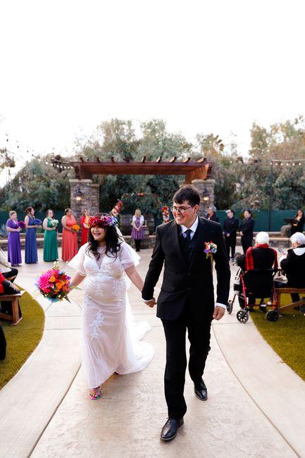 Pro BAM - (02/14/21) Valentine's Day Rainbow Wedding Part 1 (pic Heavy) 13