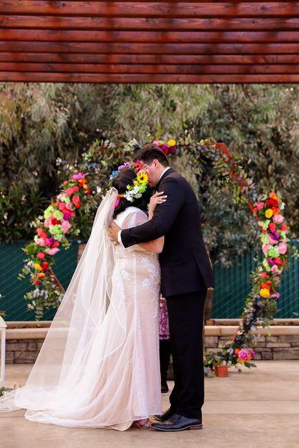 Pro BAM - (02/14/21) Valentine's Day Rainbow Wedding Part 1 (pic Heavy) 14