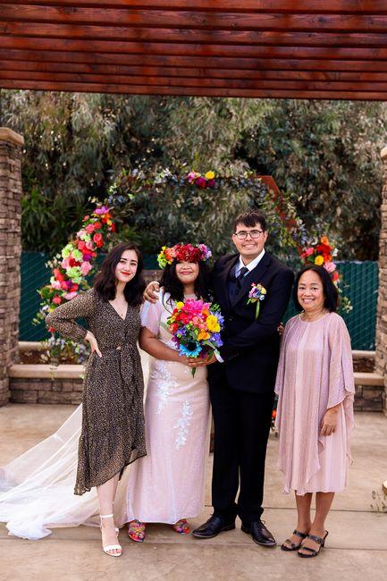 Pro BAM - (02/14/21) Valentine's Day Rainbow Wedding Part 1 (pic Heavy) 15