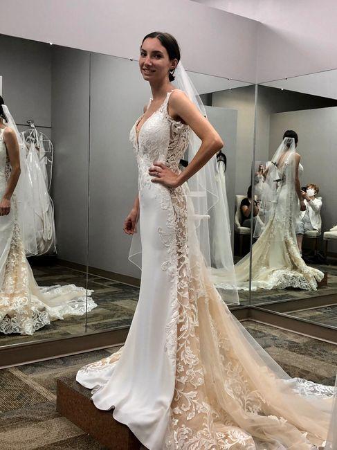 Dresses from David's Bridal 12