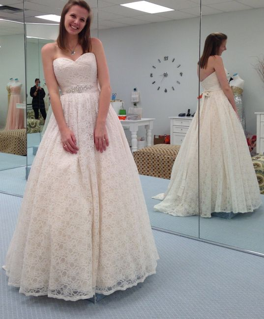 Adding Sleeves To A Wedding Dress: HELP! Adding Straps/sleeves To My Mori Lee 5167 Gown? (Pic