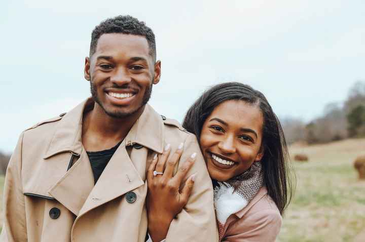 Happy Friday! Let's show off our engagement pictures! - 2