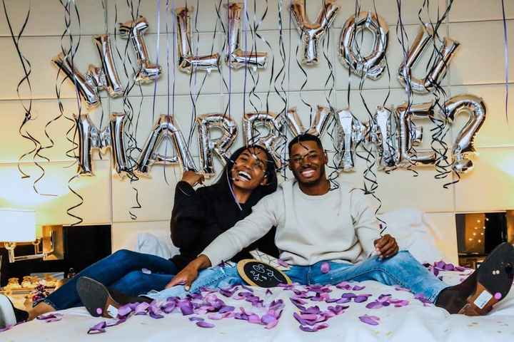 Happy Tuesday ladies! Where did your fiance propose and how? - 3