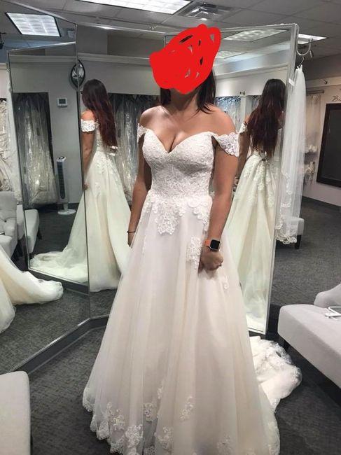 Show me your dresses?! 13