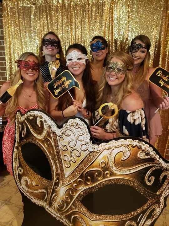 Bridesmaids again