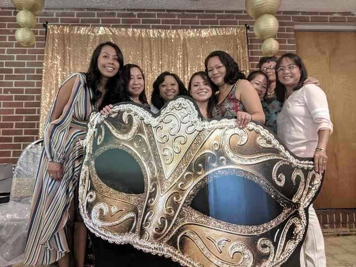 My aunts and cousins
