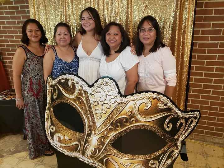 My mom and aunts