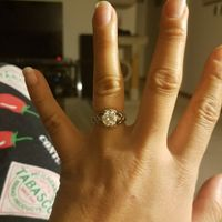 The Stone For My Engagement Ring Came In! - 1