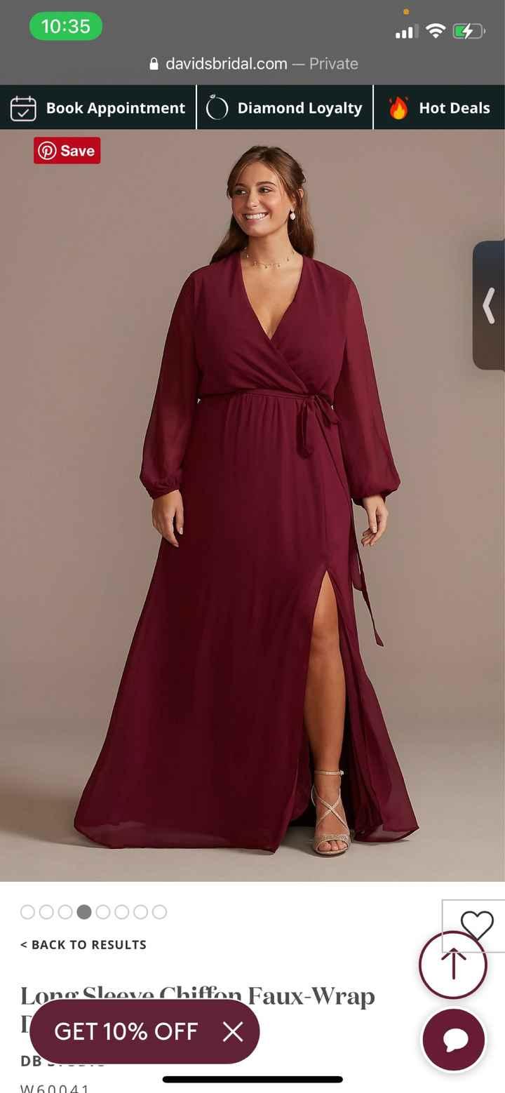 wcif Minimony Dress - 1