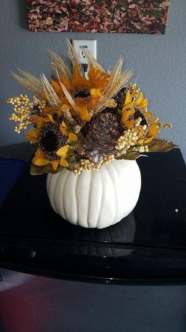Fall centerpiece 1