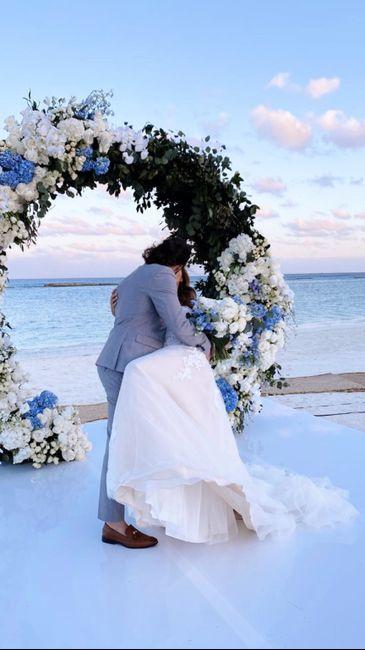 Bam! 🎇 02/02/20 (pre-covid destination wedding) 4