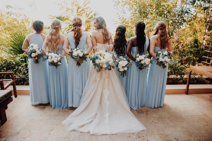 Bam! 🎇 02/02/20 (pre-covid destination wedding) 7