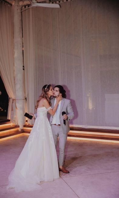 Bam! 🎇 02/02/20 (pre-covid destination wedding) 14