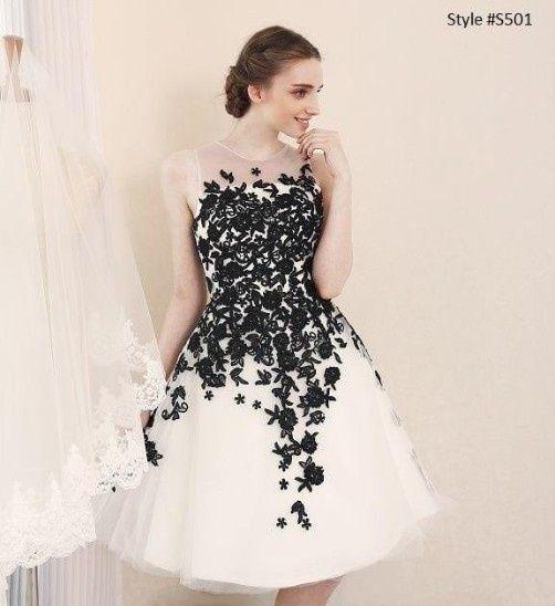 Black then White