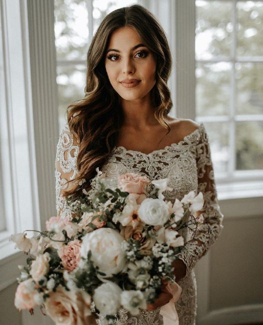 Any Long sleeved brides or brides to be out there? 2