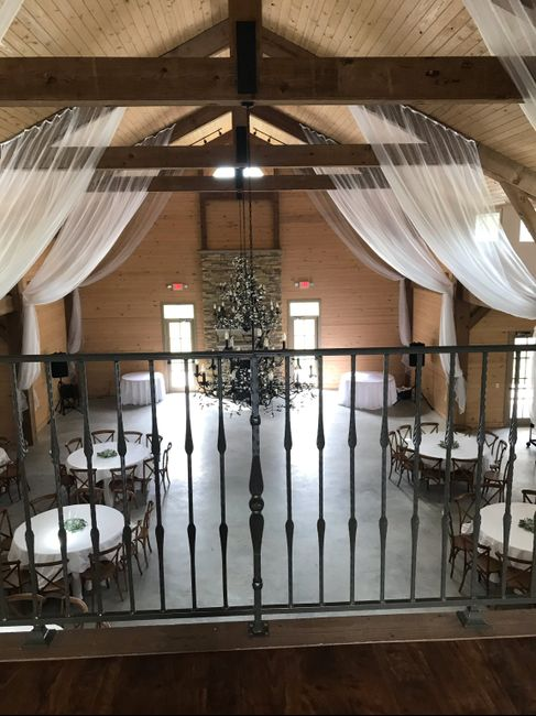 Let's see where you're getting married! Show off your wedding venue!! 16