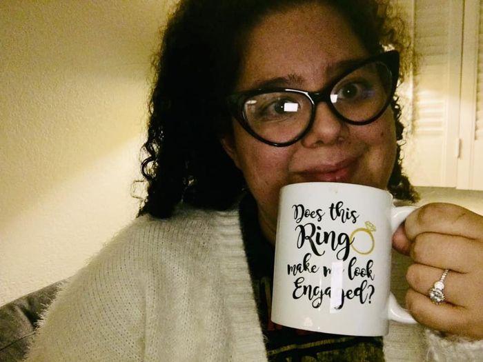 I love my new mug!!