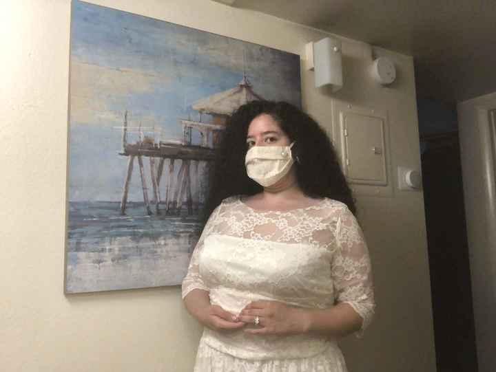 Quarantine Bridal Shoots by Me 1