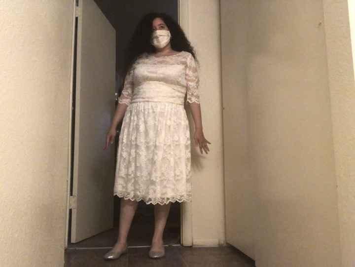 Quarantine Bridal Shoots by Me 6