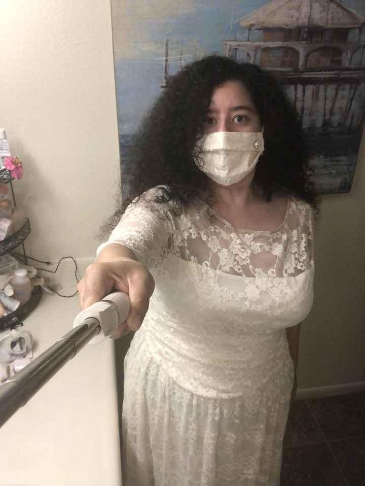 Quarantine Bridal Shoots by Me 7