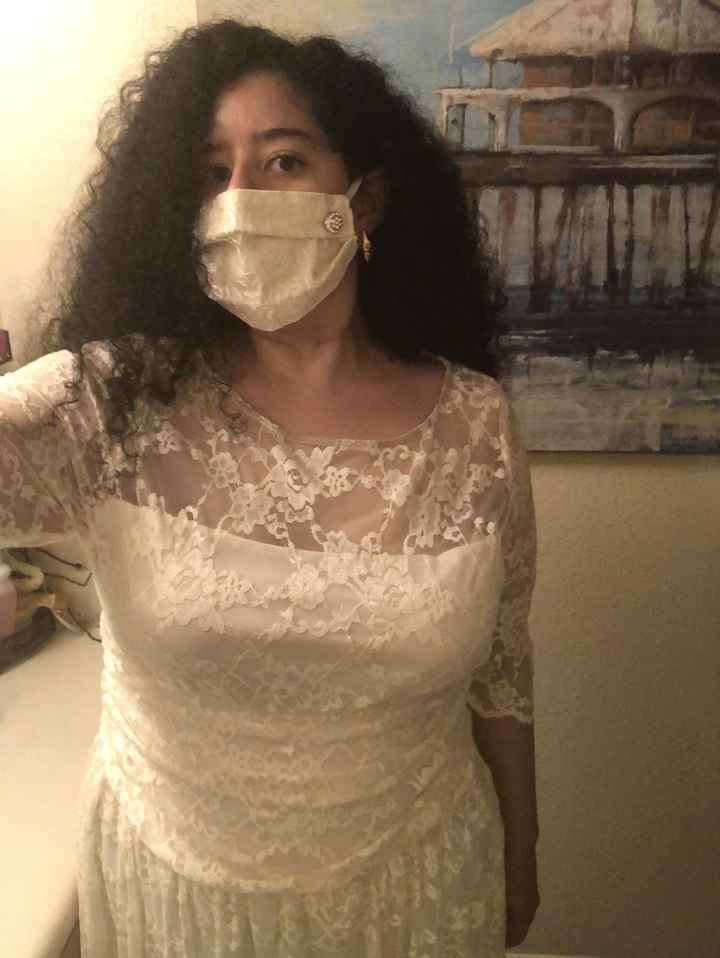 Quarantine Bridal Shoots by Me 9