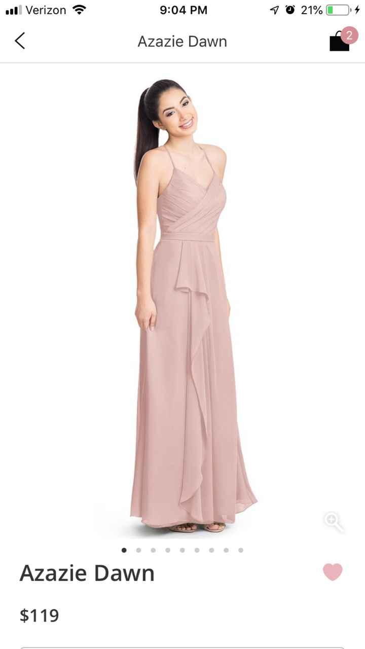 Bridesmaid dresses! - 4