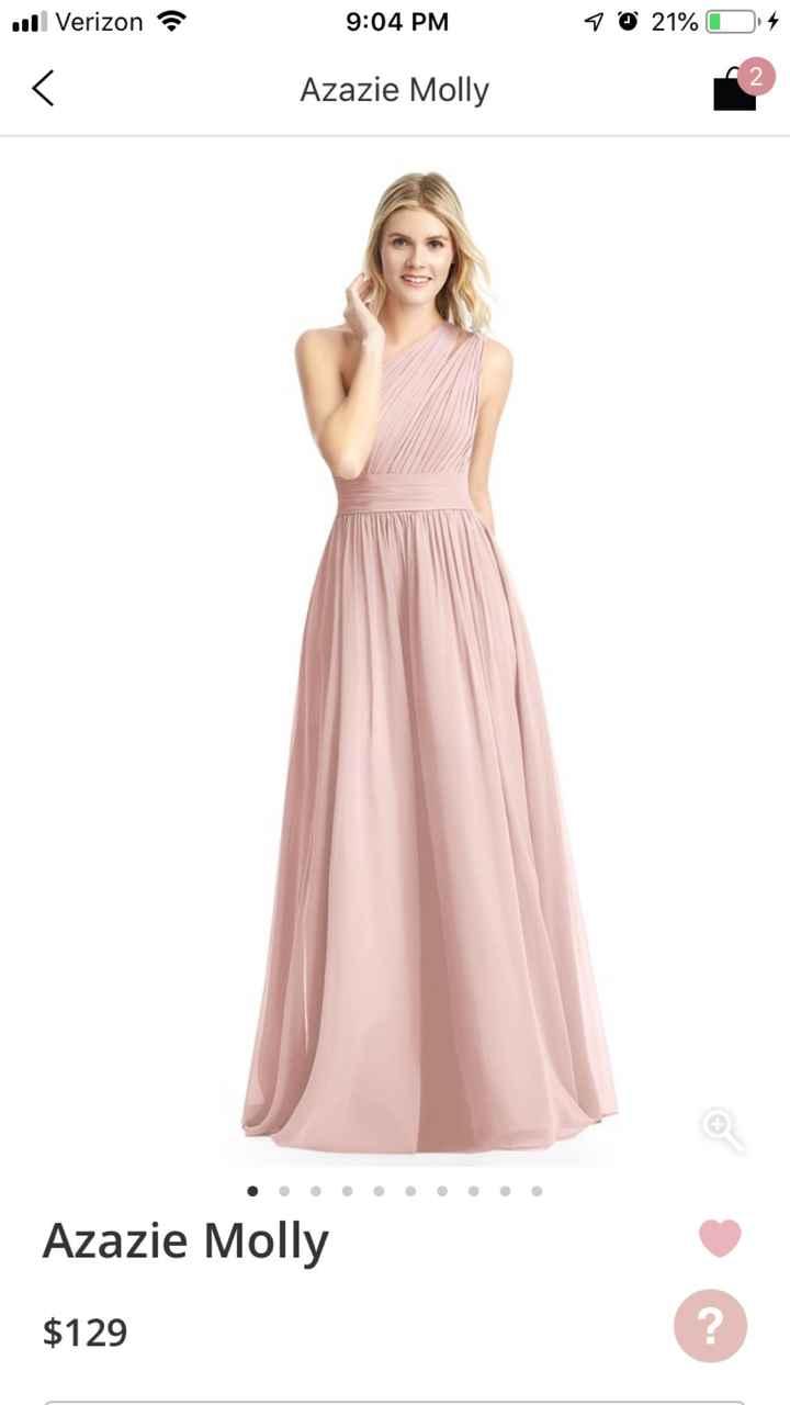 Bridesmaid dresses! - 5