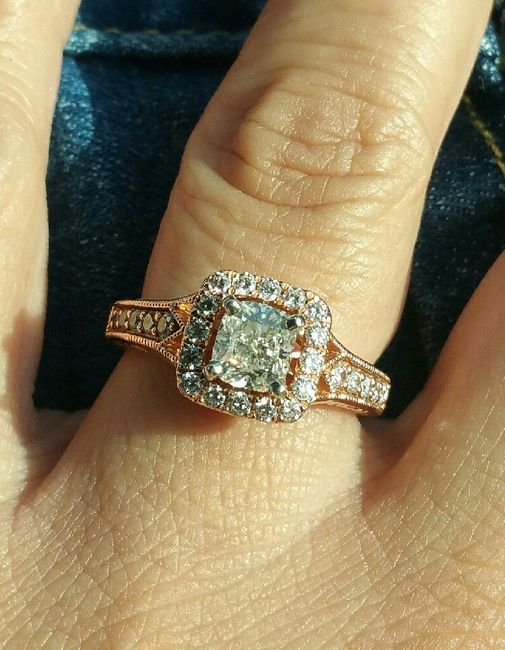 Engagement Rings: Expectation vs. Reality! 6