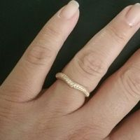 Let's see those wedding bands! - 2